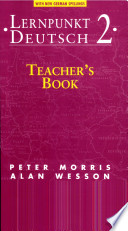 Lernpunkt Deutsch 2   Teacher s Book with New German Spelling