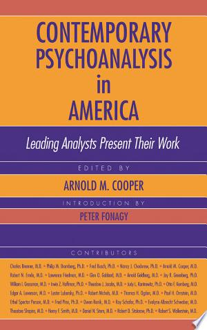 Download Contemporary Psychoanalysis in America Free PDF Books - Free PDF