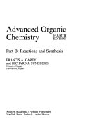 Advanced Organic Chemistry Book