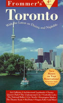 Frommer's City Guide to Toronto, 1996-1997