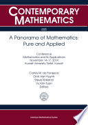 A Panorama of Mathematics: Pure and Applied
