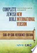 Complete Jewish Bible-PR-Cjb/NIV
