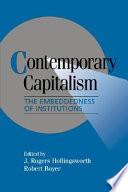 Contemporary Capitalism
