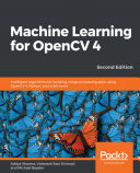 Machine Learning for OpenCV 4