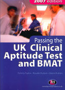Passing the UK Clinical Aptitude Test  UKCAT  and BMAT
