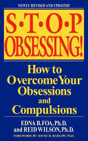 Read Online Stop Obsessing! For Free
