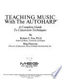 Teaching Music with the Autoharp