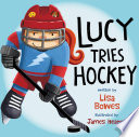 Lucy Tries Hockey