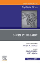 Sport Psychiatry: Maximizing Performance, An Issue of Psychiatric Clinics of North America, E-Book Pdf/ePub eBook