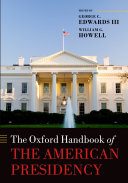The Oxford Handbook of the American Presidency Pdf/ePub eBook