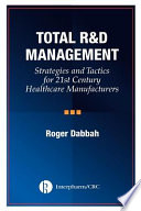 Total R D Management Book PDF