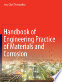 Handbook of Engineering Practice of Materials and Corrosion Book