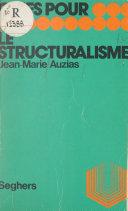 Le structuralisme Pdf/ePub eBook