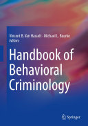 Handbook of Behavioral Criminology [Pdf/ePub] eBook