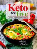 Keto in Five Pdf/ePub eBook