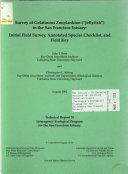 Survey Of Gelatinous Zooplankton Jellyfish In The San Francisco Estuary Book PDF