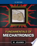 Fundamentals Of Mechatronics Si Edition Book PDF