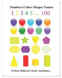 Numbers Colors Shapes Names  Picture 100 Numbers Colors Shapes