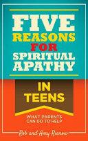 5 REASONS FOR SPIRITUAL APATHY