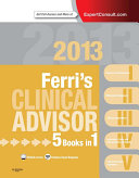 Ferri's Clinical Advisor 2013