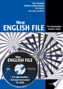 NEW ENGLISH FILE PRE-INTERMEDIATE(TEACHER S BOOK)(CD1장포함)