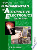 """Hillier's Fundamentals of Automotive Electronics"" by V. A. W. Hillier"