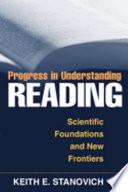 Progress in Understanding Reading Book