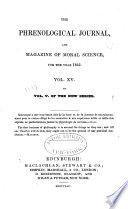 Phrenological Journal And Magazine Of Moral Science