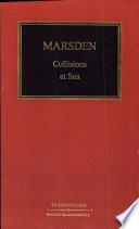 Marsden on Collisions at Sea