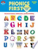 Phonics First Grades 2 4 Enhanced Ebook