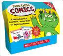 First Little Comics Classroom Set: Levels a and B