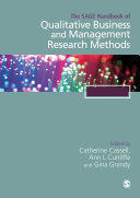 The SAGE Handbook of Qualitative Business and Management Research Methods