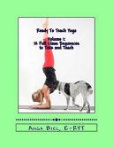 Ready to Teach Yoga Book