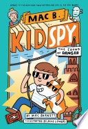 The Sound of Danger  Mac B   Kid Spy  5