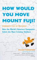 How Would You Move Mount Fuji? [Pdf/ePub] eBook