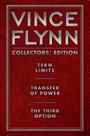 Vince Flynn Collectors' Edition #1 Book