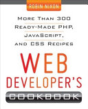 Web Developer's Cookbook
