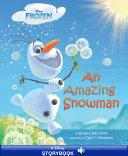 Frozen: An Amazing Snowman Pdf/ePub eBook