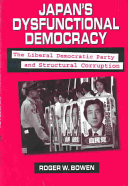 Japan s Dysfunctional Democracy