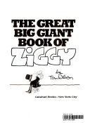 The Great Big Giant Book of Ziggy Book