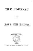 Journal of the Iron and Steel Institute