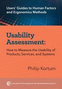 Usability Assessment Book