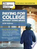 Paying for College Without Going Broke, 2018 Edition