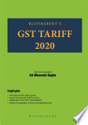 Bloomsbury s GST Tariff 2020