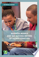 Business models and key success drivers of agtech start ups