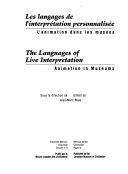 Languages of Live Interpretation