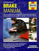 Automotive Brake Manual