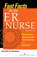 Fast Facts for the ER Nurse Pdf/ePub eBook