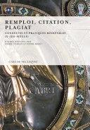 Remploi, citation, plagiat