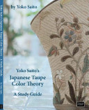 Yoko Saito's Japanese Taupe Color Theory